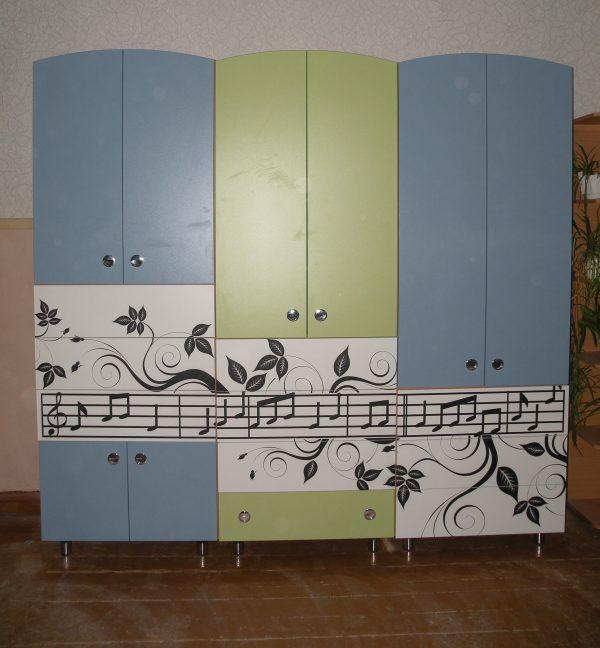 Шкаф - мебель для детского сада в Калининграде