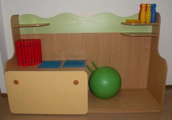 Большой спортивный уголок. Мебель для детского сада в Калининграде