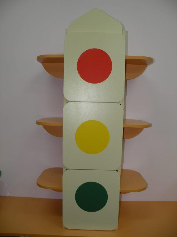 Модуль Светофор. Мебель для детского сада в Калининграде