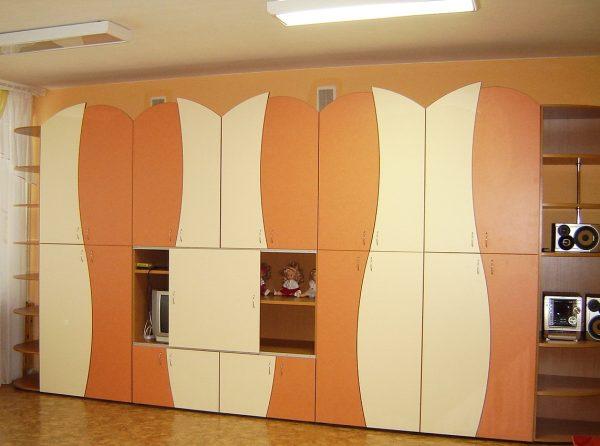 Стенка для детского сада в Калининграде
