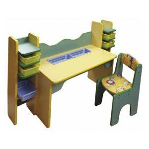 Стол со стулом для детского сада в Калининграде