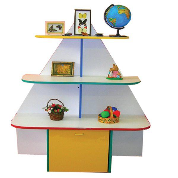 Стеллаж для детского сада в Калининграде