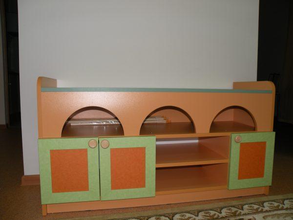 Тумба под аквариум. Мебель для детского сада в Калининграде