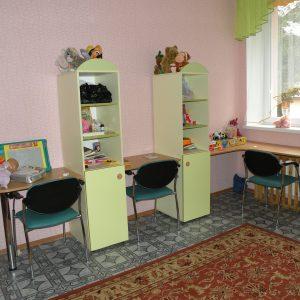 Учебный класс. Мебель для детского сада в Калининграде