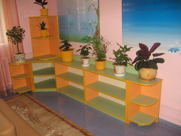 Уголок Природа. Мебель для детского сада в Калининграде
