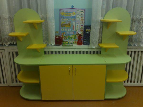 Уголок природоведения. Мебель для детского сада в Калининграде