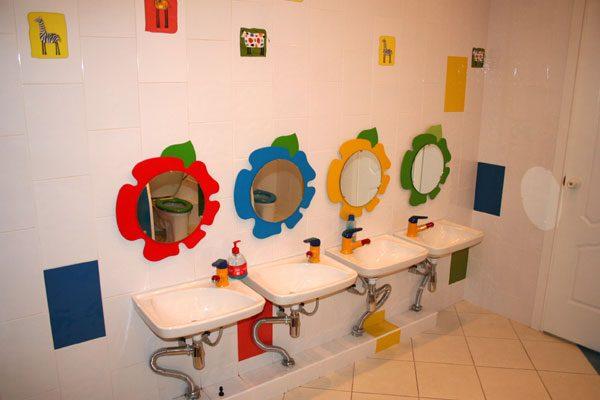 Зеркало для детского сада