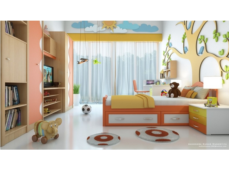 Мебель для детской комнаты в Калининграде.