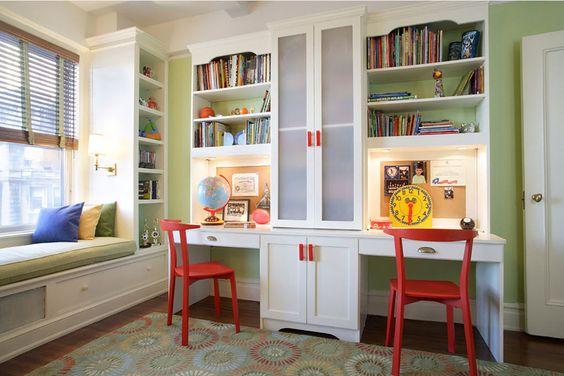 Детская комната на двоих детей