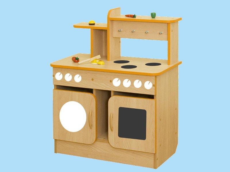 Кухня для игровой комнаты